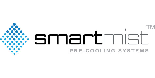 Smartmist® unique dual action HVAC Misting cools by evaporation.
